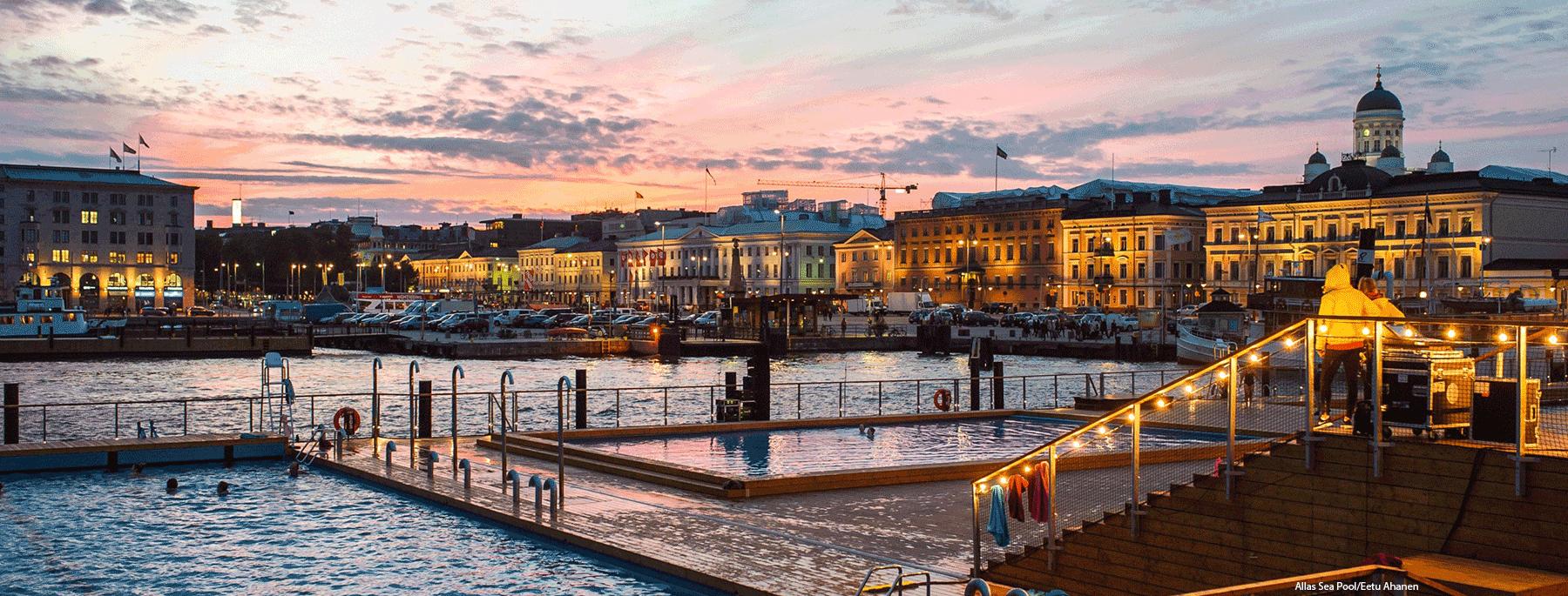 Eetu Ahanen Allas Sea Pool Helsinki