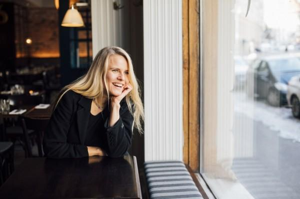 Helsinki is great place to found a tech company, says Nelli Lähteenmäki.
