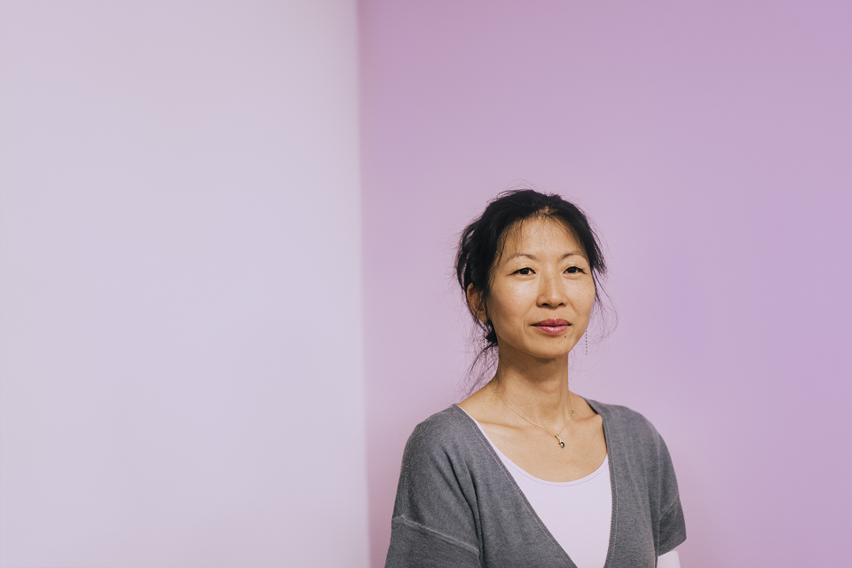 Anne Badan, the CEO of The Shortcut, thinks that Helsinki is a great place for developing a startup community. Credit: Vilja Pursiainen