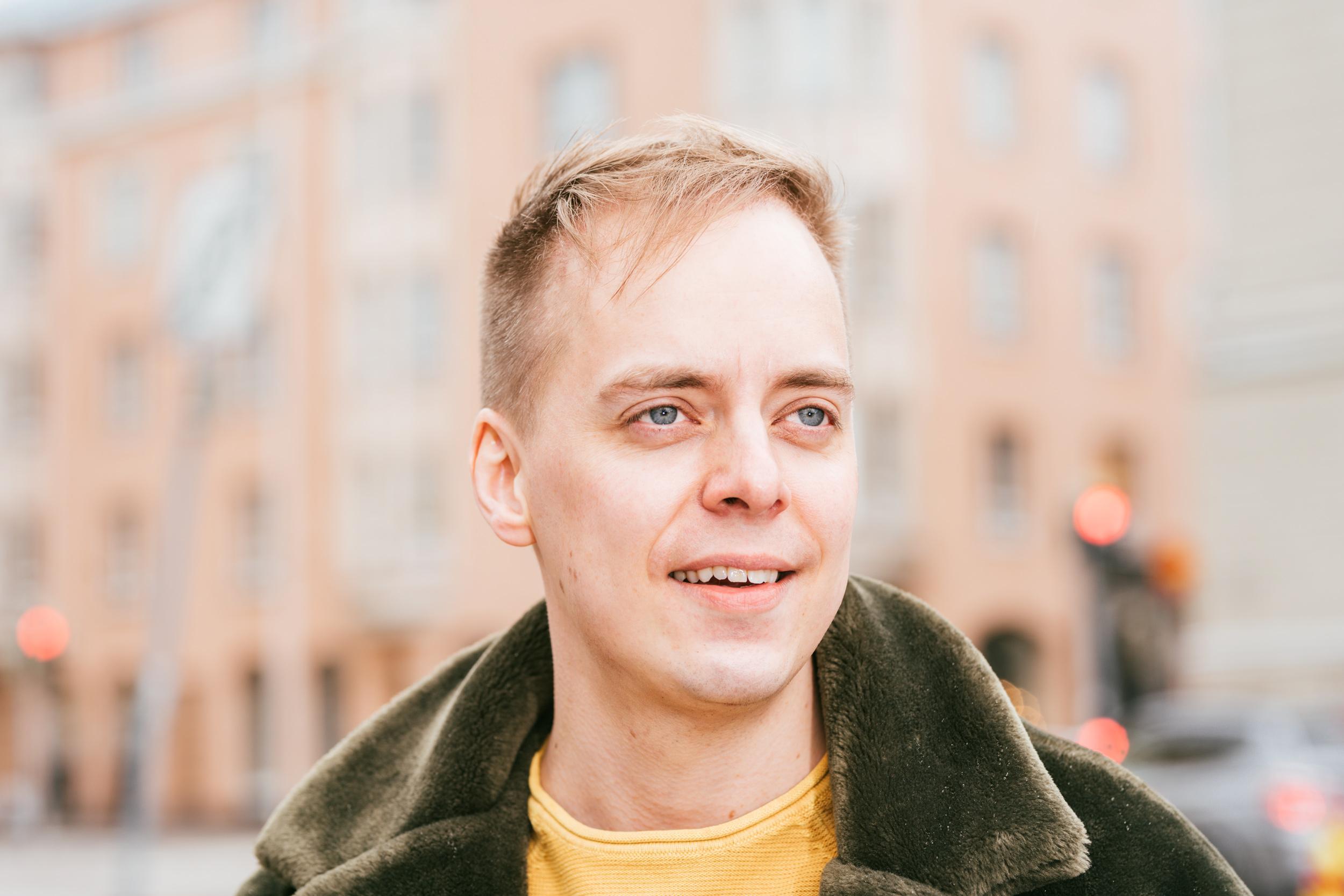Wolt / Juhani Mykkanen