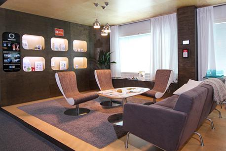 RFIDLab living room